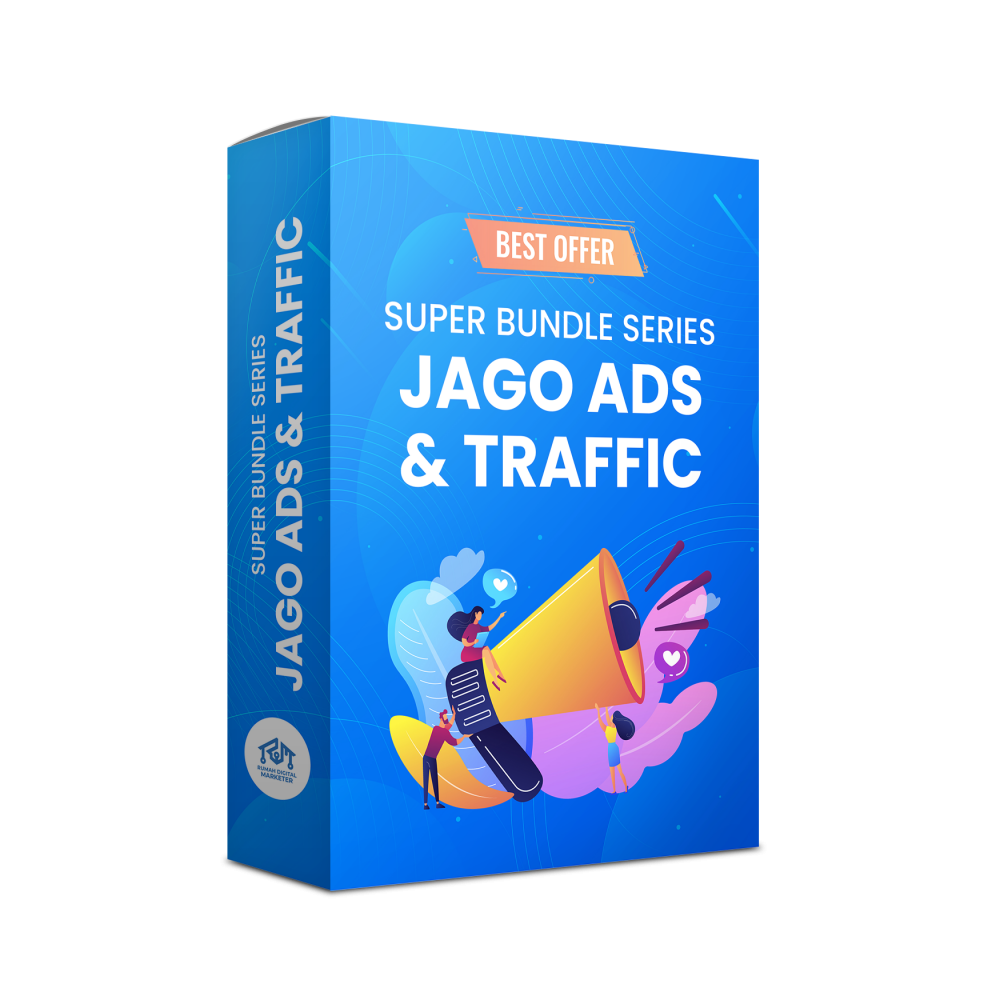 COVER JAGO ADS & TRAFFIC